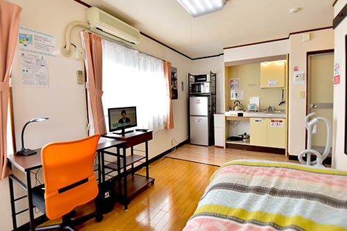 Share houses in Japan: rent a room in Tokyo